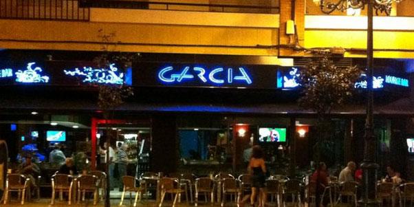 Longue Bar García